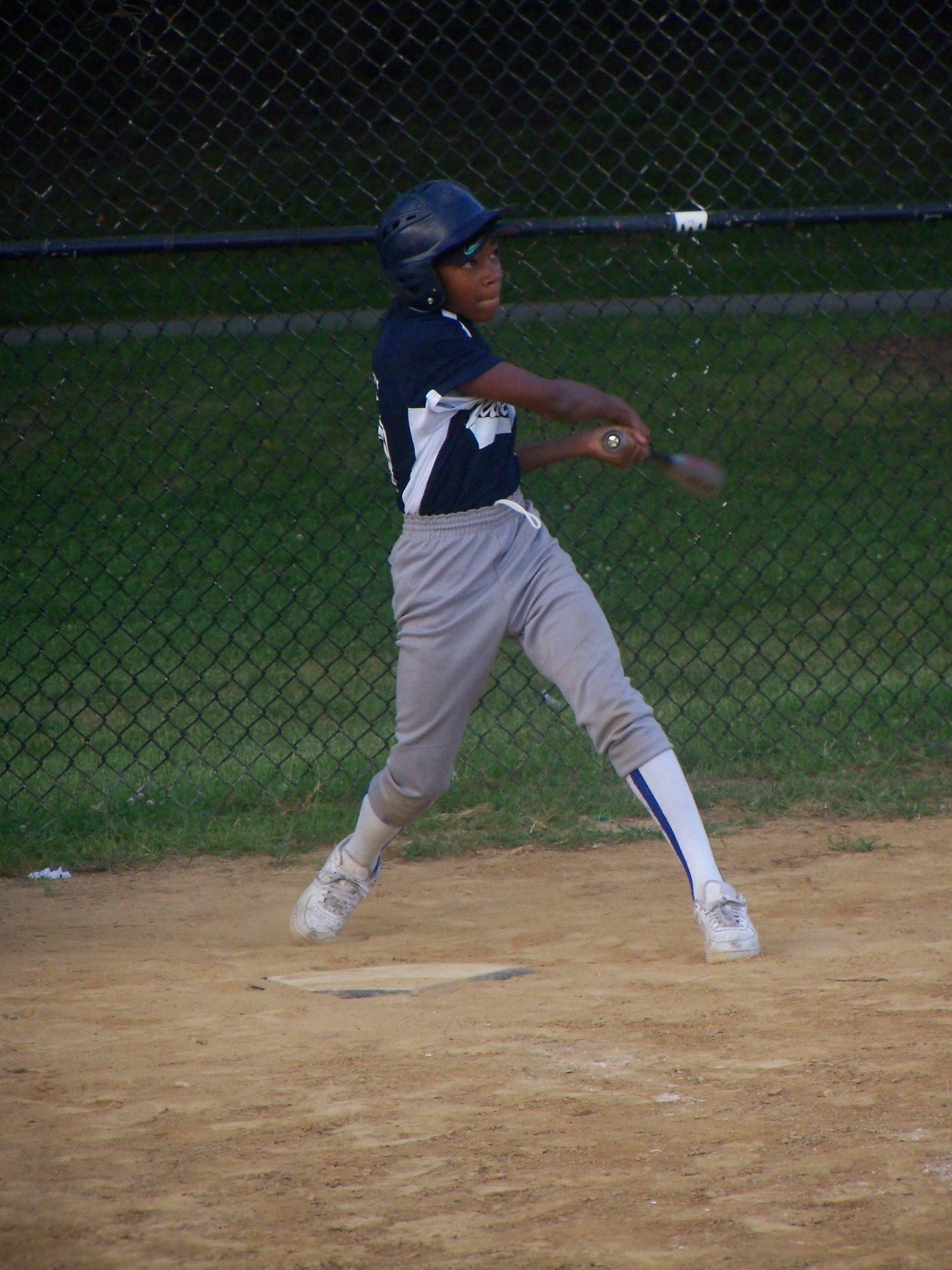 XX played last year in the Austin Safety Net Works' baseball league, the precursor to this year's Austin Little League.