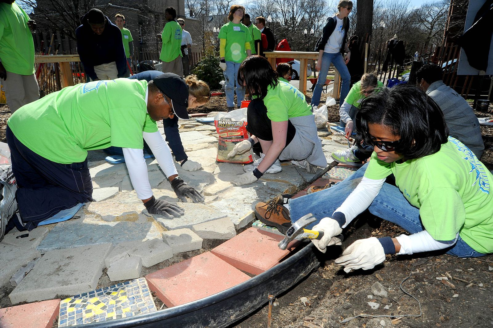 Exelon teams with Frederick Douglass students to work on