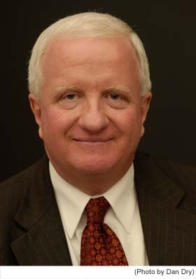 Departing Goodcity President Michael T. Ivers