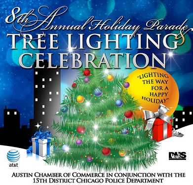Post image for 8th annual holiday parade and tree lighting