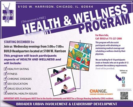 BUILD Health and Wellness