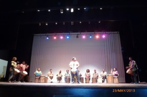 West African Drumming Group