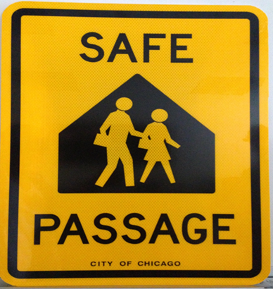 Post image for Safe Passage routes unveiled for CPS students