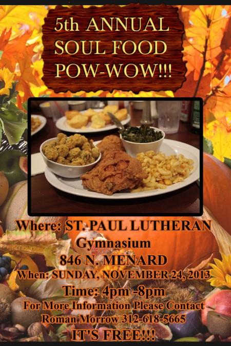 Soul Food Pow Wow 2013