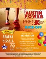 Thumbnail image for Learn about the Austin P.O.W.E.R. 5K walk/run