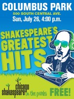 Thumbnail image for Shakespeare in the Park comes to Columbus Park for third year
