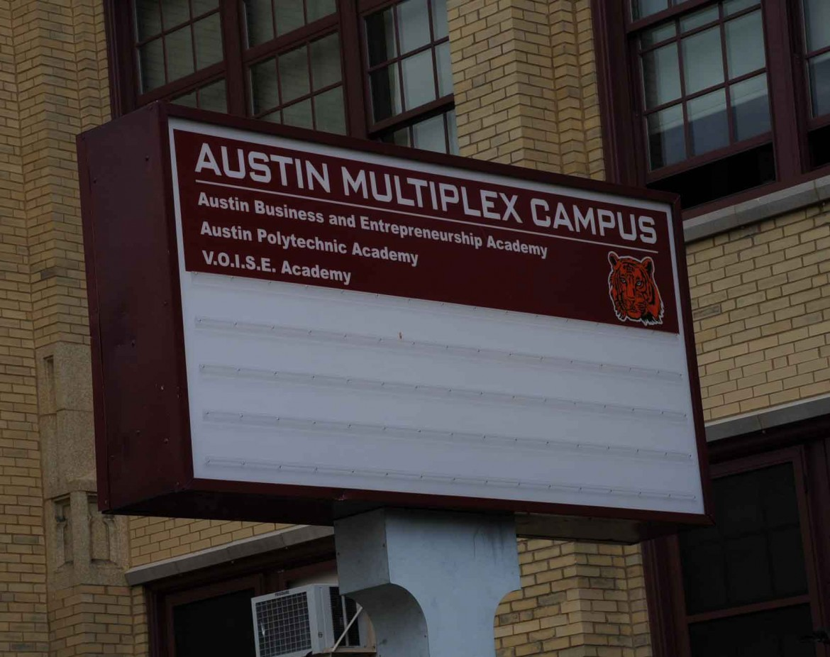 A little over 10 years ago Austin High School closed, replaced by three  smaller schools under the Renaissance 2010 charter school model.