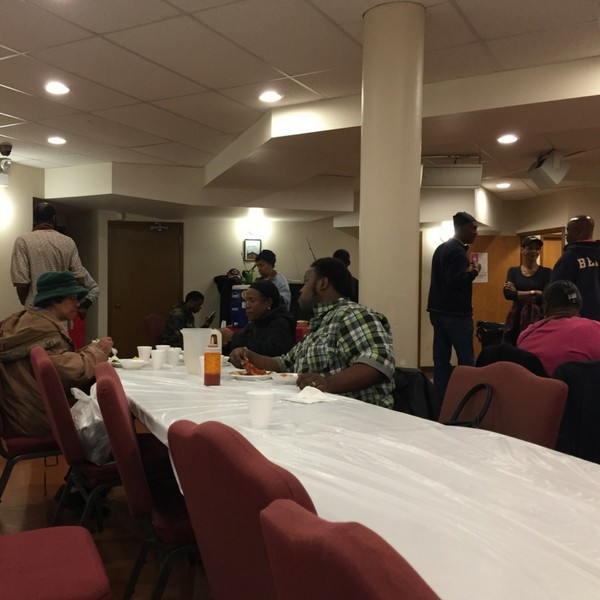 2nd saturday community meal