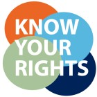 know your rights logo