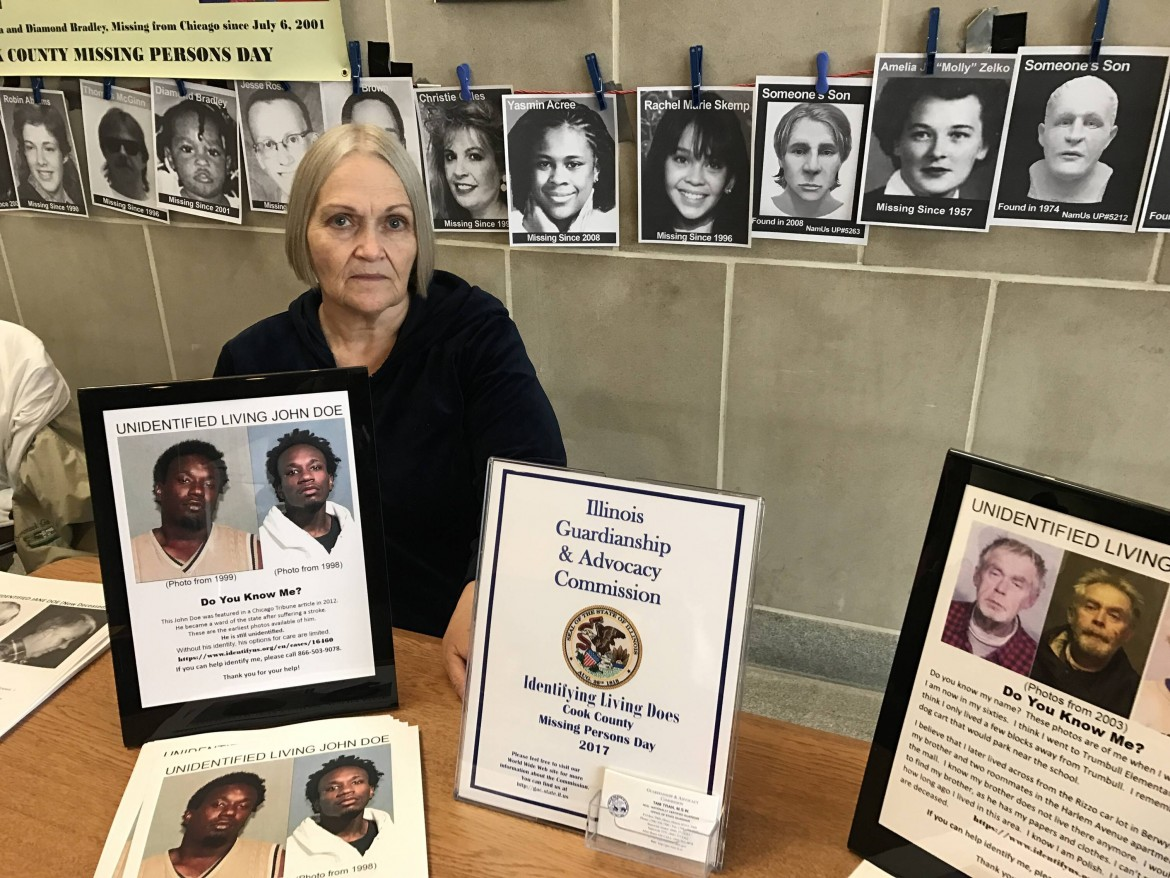 National Missing and Unidentified Persons System | AustinTalks