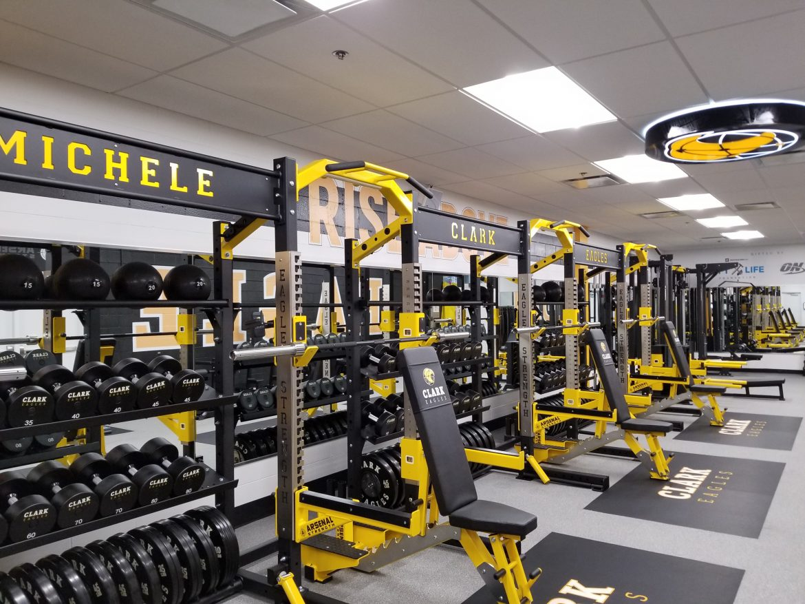 Michele clark high school unveils new fitness facility austintalks