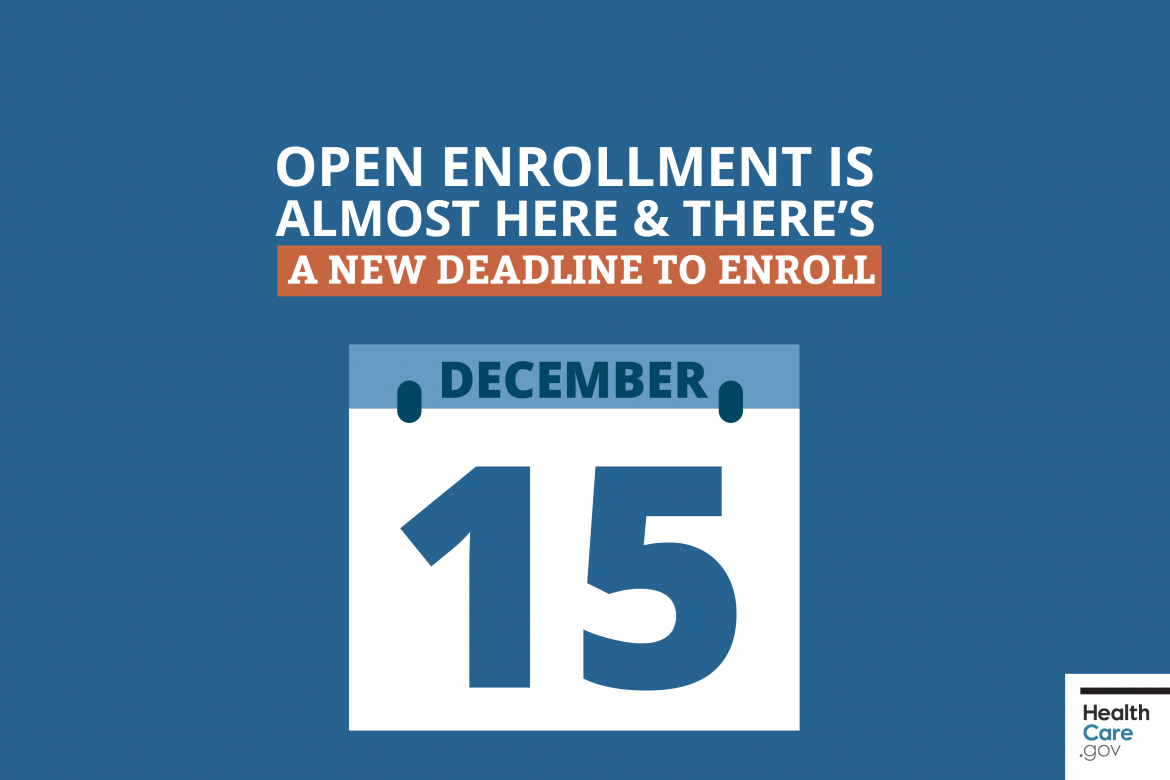 1 2019 And You Don T Have Health Insurance Through Your Job Or Medicaid Medicare The Open Enrollment Period To Sign Up For
