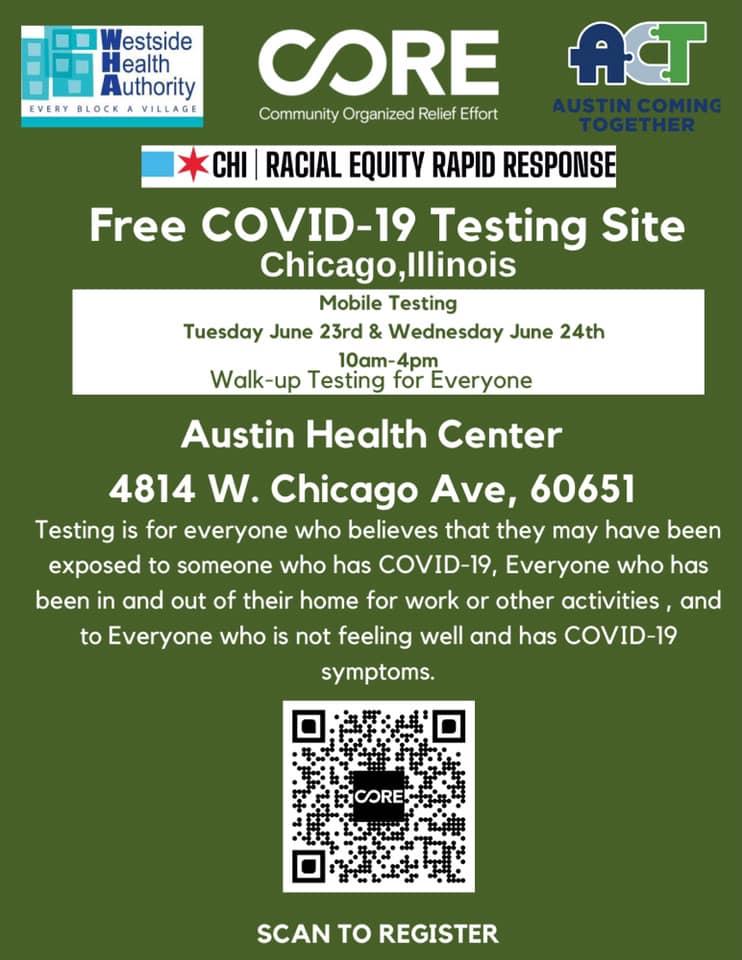 Free Covid 19 Testing In Austin Austintalks